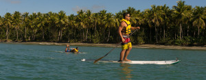 Surf-Boarding